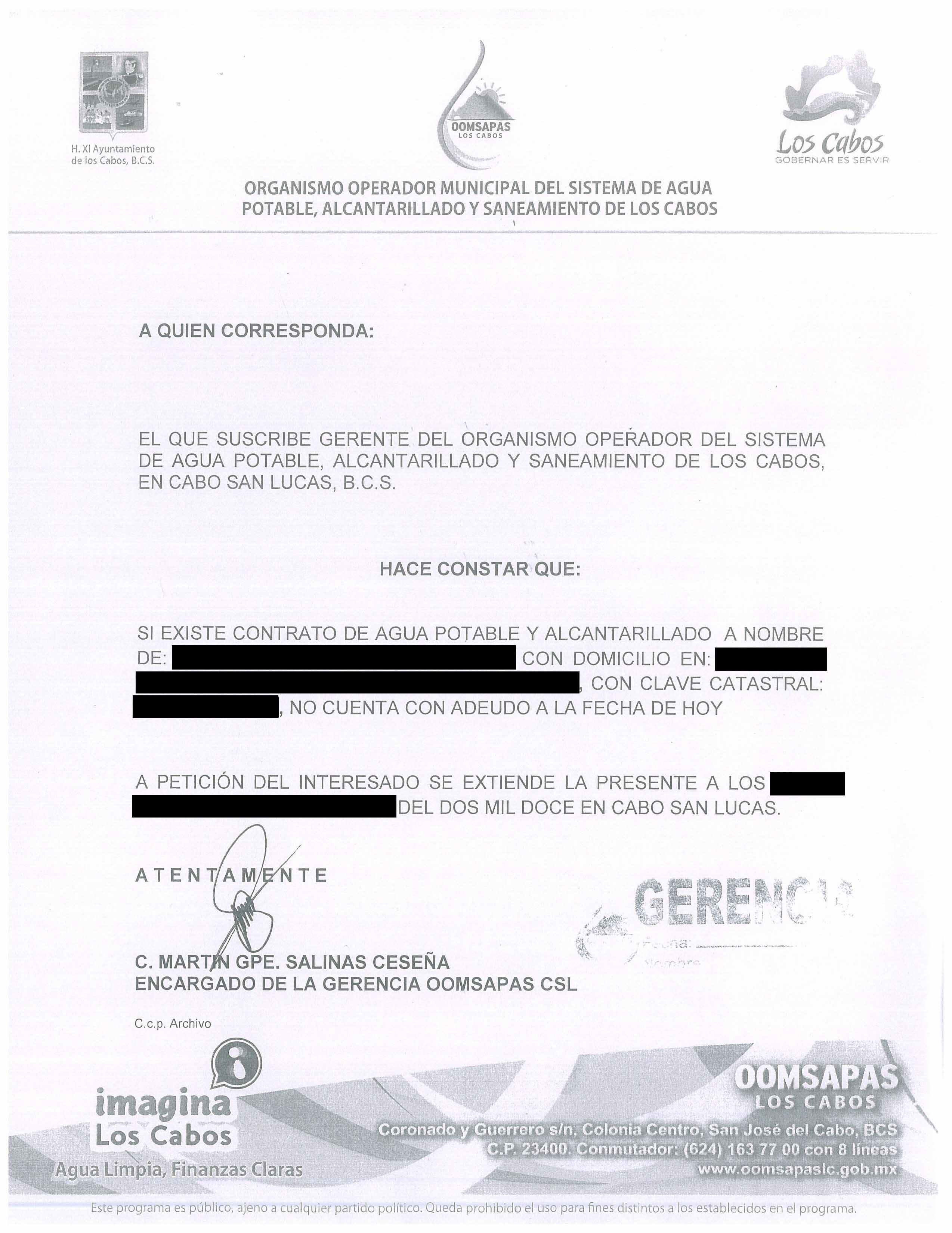 Recibos De Pagos Ministerio De La Cultura | Personal Blog