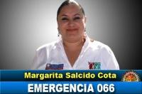 falsa alarma - emergencia 066 - Margarita Salcido Cota