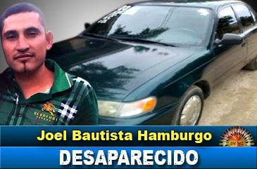 Joel Bautista Hamburgo