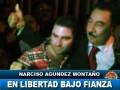 Narciso Agúndez Montaño quedó en libertad bajo fianza