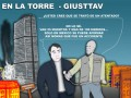 Cartoon: Giusttav - En la torre