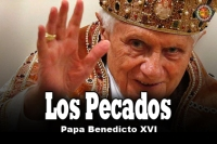 Renuncia el Papa Benedicto XVI. Pecados de Ratzinger