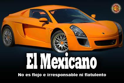 top gear el auto mexicano no es flojo irresponsable y. Black Bedroom Furniture Sets. Home Design Ideas