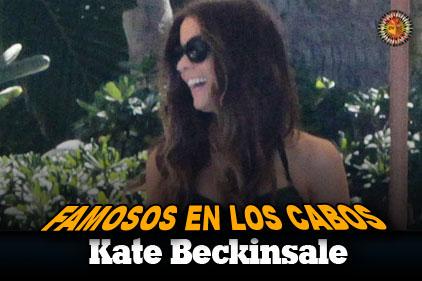 Famosos en Los Cabos:  Kate Beckinsale