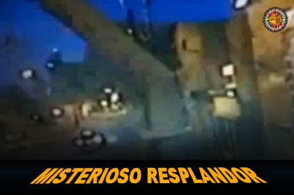 Misterioso resplandor en Argentina