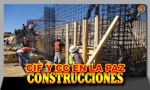 CIF y Centro de Convenciones en La Paz