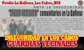Inseguridad en Los Cabos: surgen Guardias vecinales instruídos p