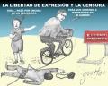 Cartoon: La Libertad de Expresión y la Censura