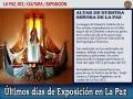 Exposición: Altar de Nuestra Señora de La Paz