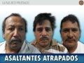 Asaltantes atrapados en La Paz, BCS