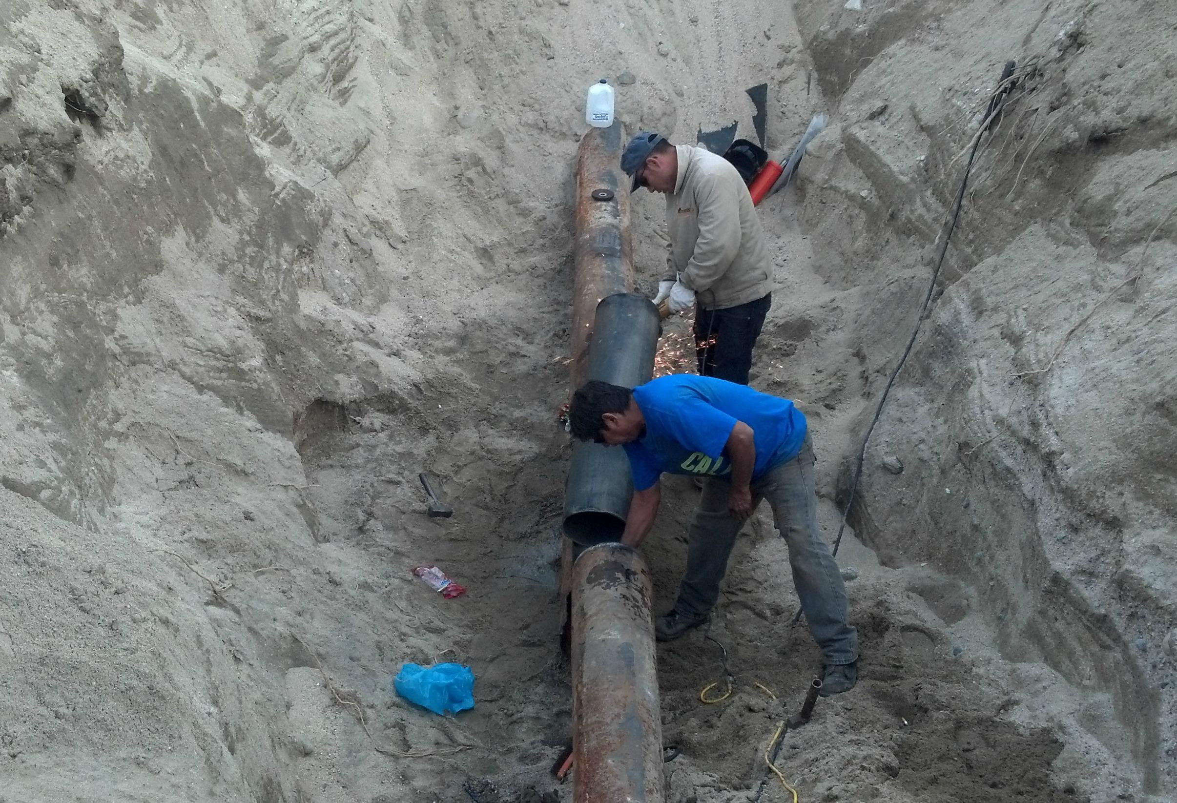 Detectan fugas en el acueducto i de los cabos noticabos for Fugas de agua madrid