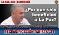 Reclasificación de las tarifas: ¿es un acto político? #CFE #BCSm