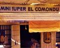 Mini Super El Comondu