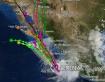 Tormenta tropical Lorena 05/09/2013 - aviso 002