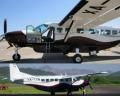 Avión desaparecido Cessna 208B Grand Caravan