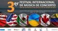 Tercer Festival Internacional de Música de Concierto