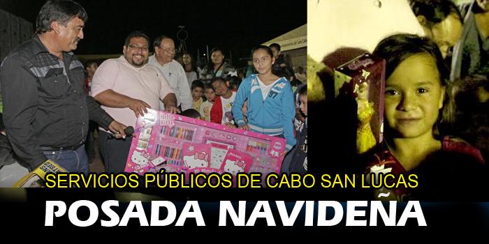 Posada navideña_de Servicios Públicos de Cabo San Lucas