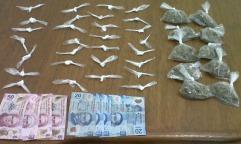 Dosis, marihuana y dinero