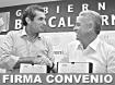 CFE y Gobierno de Baja California Sur firman convenio
