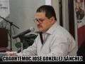 Magistrado Cuauhtémoc José González Sánchez