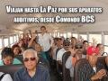 Entregan aparatos auditivos a personas de Comondú