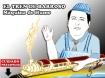 Cartoon: El Tren de Barroso - Máquina de Humo