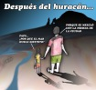 Cartoon - Después del Huracán