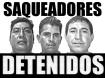 Saqueadores detenidos en Los Cabos