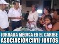 Jornada médica gratuita en la colonia El Caribe, Los Cabos, BCS