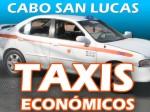 Taxis Económicos de Cabo San Lucas
