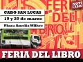 Feria del Libro de Cabo San Lucas