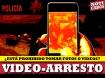 ¿Se puede tomar fotos en un arresto policial?