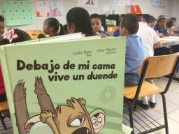 Libro infantil Debajo de mi cama vive un duende