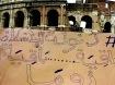 Foto tomada por un fanático de ISIS frente al Coliseo romano