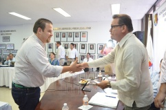 Diputado Alejandro Blanco Hernández