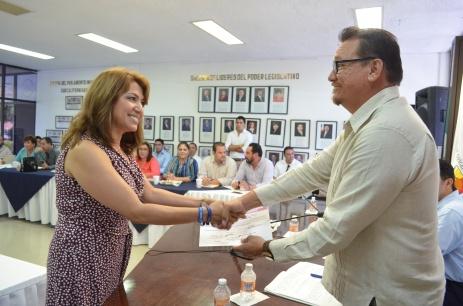 Diputada María Guadalupe Saldaña Cisneros