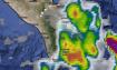 Llegan lluvias a Los Cabos desde la Zona de inestabilidad que se encuentra cerca de 500 km al suroeste