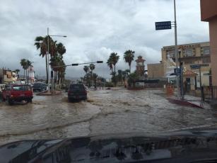 Desde el centro de Cabo San Lucas / Foto enviada por Iván Bautista