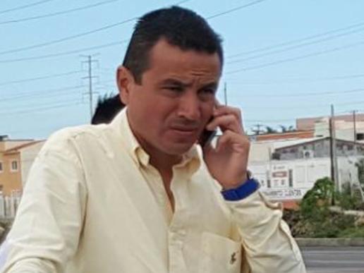 Carlos Brito, encargado de Caminos y Puentes Federales