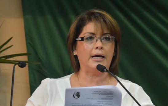 Diputada Maritza Muñoz Vargas