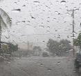 Fuerte lluvia en Bellavista #LPZ / Foto de Geoffrey Lujan Pruit, Alertas de Huracanes