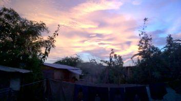 Foto de Isela Santacruz, del grupo de Alerta de Huracanes.