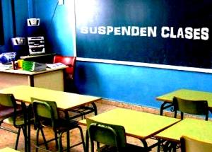 suspenden-clases