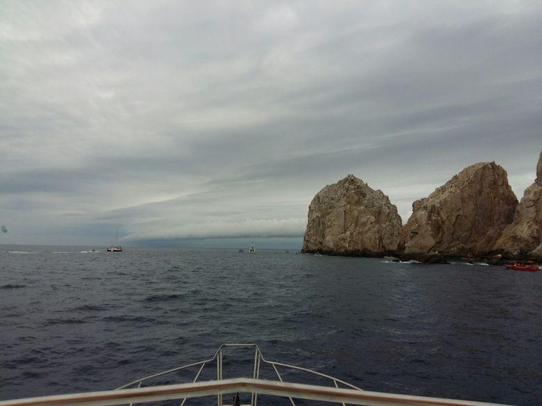 Foto de Jaime García del grupo de Alerta de Huracanes