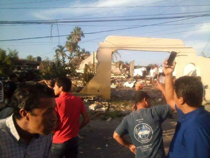 Foto cortesía de Julio Omar Gómez, reportero urbano.
