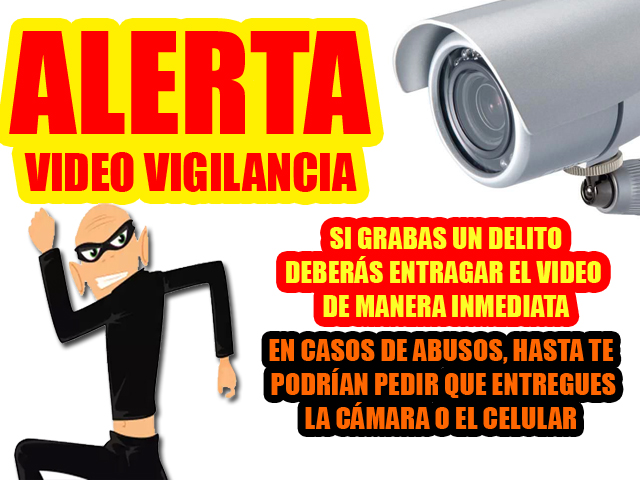 video-vigilancia