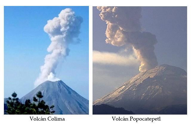 volcán-colima-popocatepetl