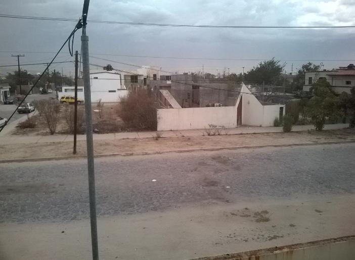 Foto enviada por Anel, del grupo de Alertas de Huracanes por Whatsapp